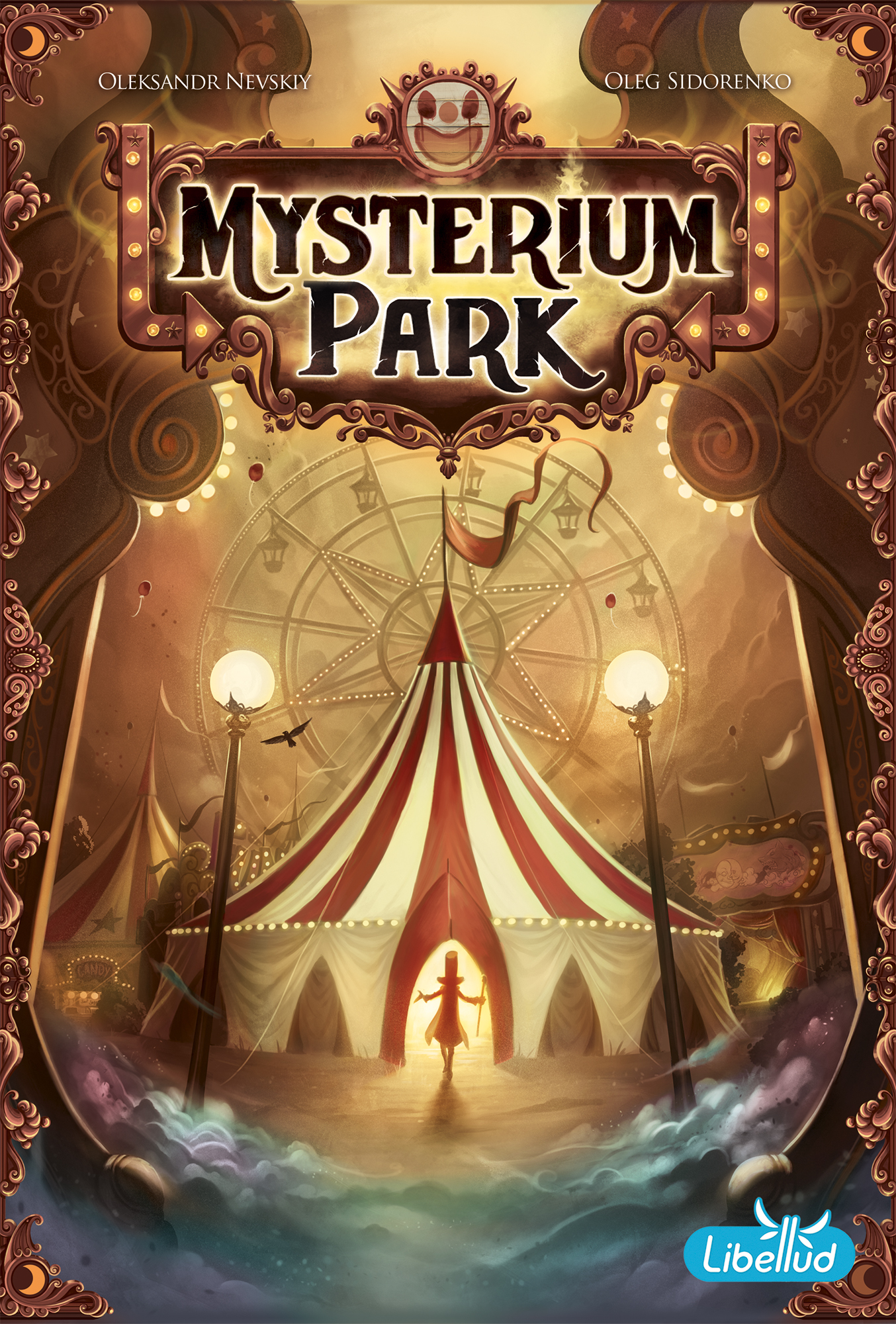 LIBMYST04ES Libellud Mysterium Park Board Game